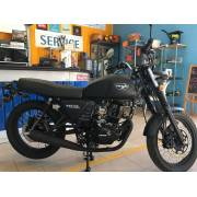 Hanway Raw 125 cafe racer 125 t.